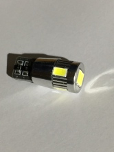 T10 6SMD 5630 SMD canbus